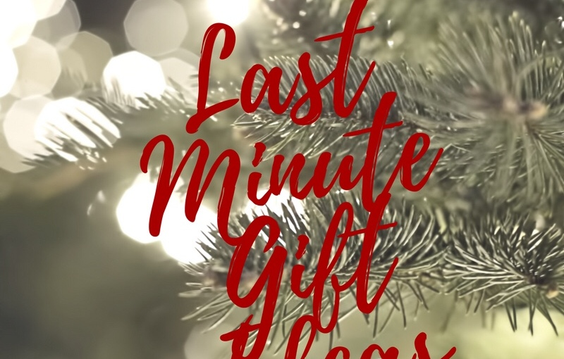 BLOGMAS – DAY 15 – Last minute Gift ideas