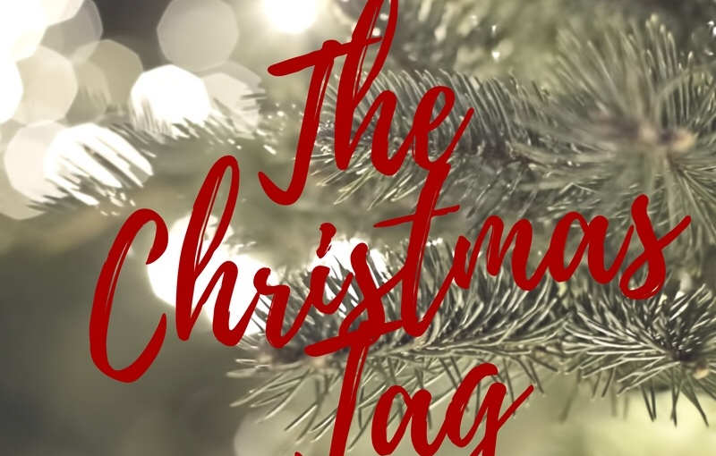 BLOGMAS – DAY 20 – The Christmas Tag