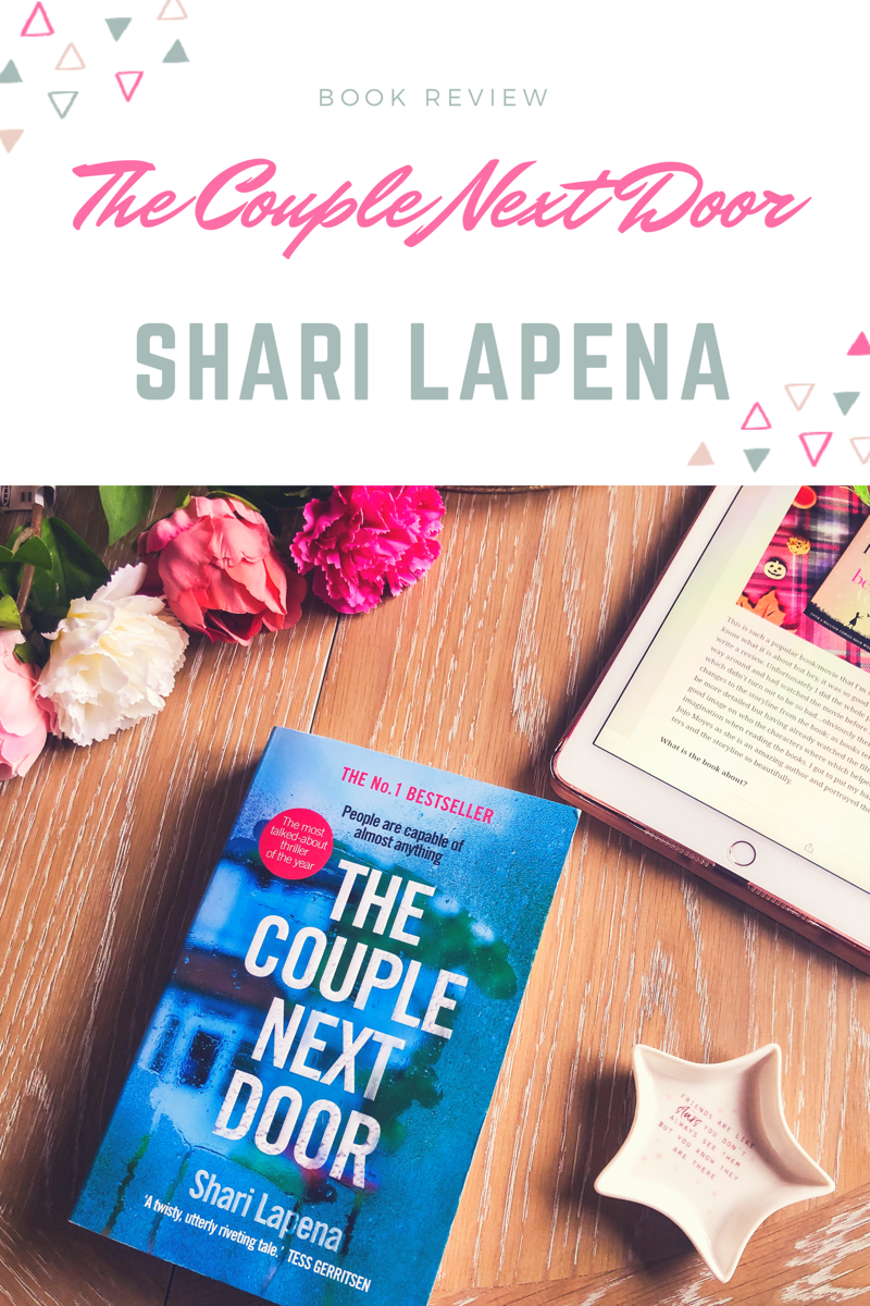 THE COUPLE NEXT DOOR – by Shari Lapena